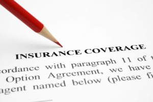 Dental insurance policy for visiting the dentist.